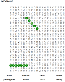 word search lets move 3